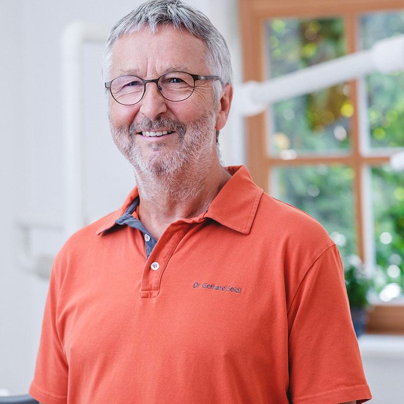 Dr. med. dent. Gerhard Seidl