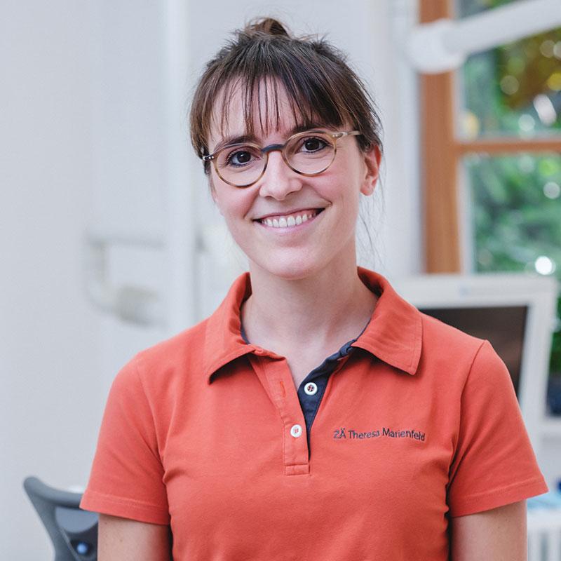 Dr. med. dent. Theresa Marienfeld